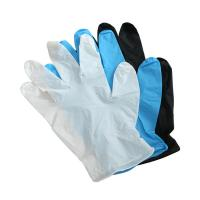 Buy cheap Nitrile Disposable Medical Gloves 100 PCS / Box For Household Cleanroom product