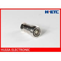 "Buy cheap 1/2"" Feeder Cable  Coax To Antenna Adapter , RF DIN Straight N Type Female Connector product"