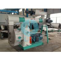 Buy cheap Small Rabbit Feed Pellet Machine With Jacket Conditioner 2 Ton Per Hour product