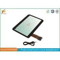 China USB POS Touch Panel , 12.5 Inch ATM Machine Touch Screen For Touch Monitor on sale