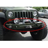 Buy cheap 2007-2017 Jeep Wrangler JK Vehicle Replacement Parts Teraflex Steel Bumpers from wholesalers