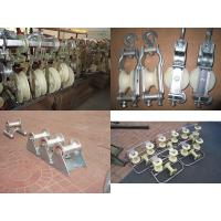 Buy cheap Cable Rolling,Cable Roller,Straight Line Bridge Roller,Cable Guides product