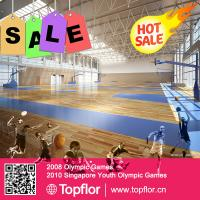 Sports equipment indoor basketball court wooded sports for Indoor basketball court for sale