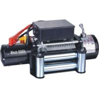 Buy cheap Most popular powerful 12V 9500 lbs electric winch product
