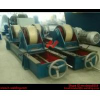 Buy cheap Auto Pipe / Vessel Welding Turning Rolls 60 Ton For Wind Tower Fit Up Rotators product