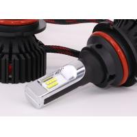 Quality 30W 12 V Led Headlights For CarsT8 With Aircraft Aluminum Alloy Housing Material for sale