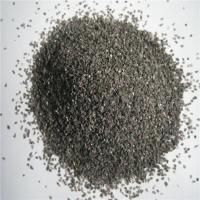 Brown alumina oxide/fused aluminium for sandblasting
