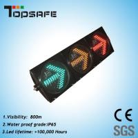 Buy cheap 200mm (8 inches) LED Vehicle Traffic Signal with Tri-Arrow (TP-FX200-3-203) product
