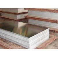 Buy cheap 1050A / ENAW - 1050A Aluminum Alloy Sheet Plate For Electrolytic Zinc Cathode product