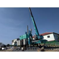 Buy cheap ZYC80 Hydraulic Static Pile Driver For Narrow Project PHC Round Or Square Pile product