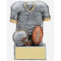 Buy cheap Polyresin Football Trophy from wholesalers