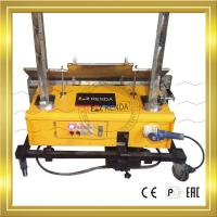 Buy cheap Less Labor Cost Mortar Plastering Machine With 100cm Plaster Trowel product