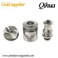 Buy cheap Stainless Steel RDA Rebuildable Atomizer , E-Cigarette RBA Patriot Atomizer from wholesalers
