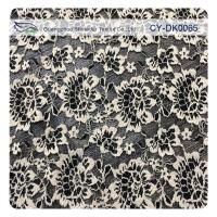 Buy cheap Nylon Spandex Stretch Lace Fabric , Allover Lace For Women Garment product