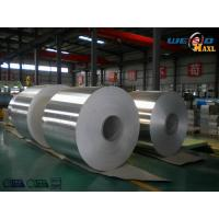 Buy cheap Mill Finished Color AA 1110 Cold Rolled Aluminium Coil For Architectural Decoration product