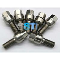 China titanium lug bolts on sale
