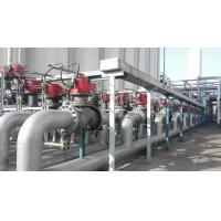 Buy cheap Catalyst Programmable Type Pneumatic Butterfly Valve For Gas Processing product
