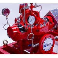 Buy cheap Industrial 750 GPM Split Case Fire Pump Single Stage With Double Impeller product