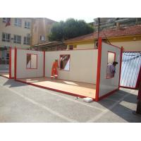Buy cheap Heya Pre-Made High Quality Modular Sandwich Panel Container House In Greece product