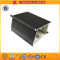 Buy cheap Rectangle Raw Powder Coated Aluminium Extrusions Surface Brightness product