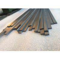 Buy cheap Professional Sintered Tungsten Carbide Flat Stock  Unground Surface For Cutting Tools product