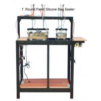 Buy cheap Customized Round Bag Sealing Machine No Typical Model To Seal Round Silicone Bags product