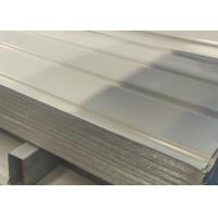 Buy cheap Zinc Coating Pre Coated Roof Sheets , Width 665 - 920mm Galvanised Corrugated Sheets product