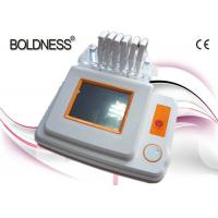 Quality 650nm Diode Lipo Laser Slimming Machine For Weight Loss / Body Shaping 50Hz for sale