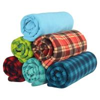 Buy cheap Recyclable Fleece Sleeping Bag Liner For Outdoor Camping / Business Trips product