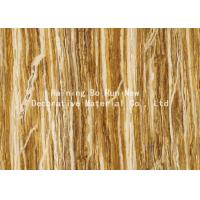 Buy cheap Woods Foil Wallpaper Feeling Wood Grain Film product