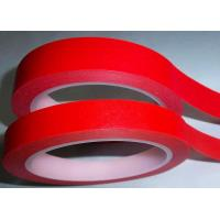 Buy cheap Heat Reistant Type Silicone Adhesive Crepe Paper Masking Tape Jumbo Roll product
