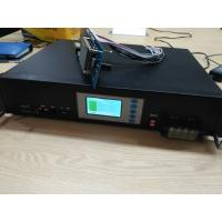 Buy cheap 96V10Ah Telecom Station Lifepo4 Lithium  Battery with 2U Steel Rack Display RS485 Communication product