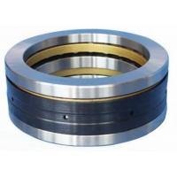 Quality Double Direction Tapered Thrust Bearing / Precision Tapered Roller Bearings for sale