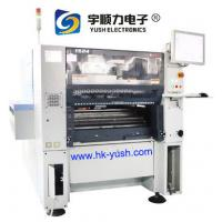 Buy cheap Smart SMT Pick And Place Equipment 50/60Hz 72000CPH Capability product