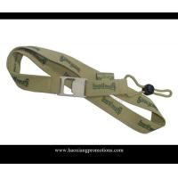 Buy cheap High Quality Custom Printed Polyester Lanyards with Metal J-Hook product
