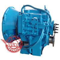 Buy cheap Wheel Loader Industrial Transmission Gearbox with Electrical or Mechanical-hydraulic Control YD131 product