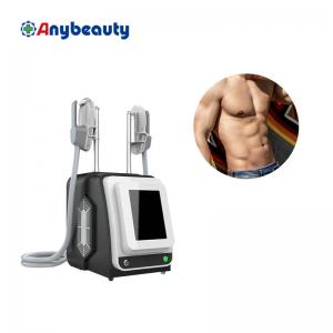 Buy cheap Electric Muscle Stimulator Body Sculpting Abs Ems Machine 2 Handle product