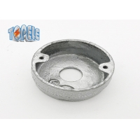 Buy cheap BS Gi Conduit Fittings Malleable Iron Hot Dip Galvanized Loop In Boxes 1- 4 Konckouts product