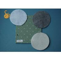 Buy cheap Non Woven Felt protective polyester fabric felt nonwoven with anti slip Phthalate (DOP) Free PVC Dots product