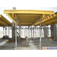 Buy cheap Table Forms Slab Formwork Systems Large Area Concrete Pouring With Guard Rails product