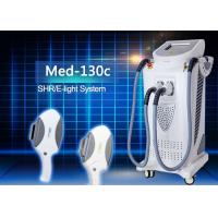 China Effective Professional E - Light IPL Rf Excellent Cooling For All Skin on sale
