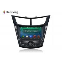 Buy cheap Chevrolet Sail 3 Android Car Dvd Player Full Touch With Wifi Rtl8188Ctv Ieee 802.11b/g/n product