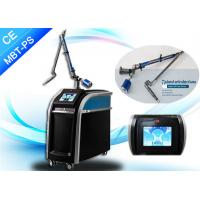 Buy cheap 755nm 1064nm 532nm Picosecond Q Switch ND YAG Laser for Tattoo Removal & Pigment Removal product