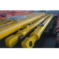 Buy cheap Radial Gate Heavy Duty Hydraulic Cylinder / Hoist Cylinder For Oil Industry product