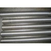 Buy cheap Long Metric High Strength All Thread Rod Carbon Steel Material M4 / M5 / M8 / M10 product