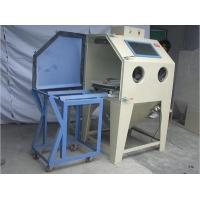 China Smooth cleaning of the surface of the sand blasting machine on sale