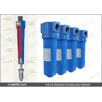 Buy cheap High efficiency Compressed air filter / SS industrial air filter from wholesalers
