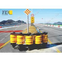 Buy cheap Roller Road Barrier Safety Barricade Production Level 4 Crowd Control Barriers product
