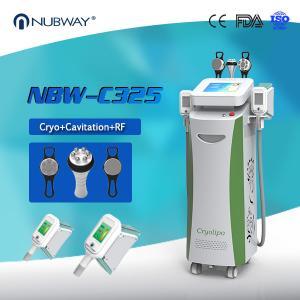 Buy cheap cryolipolysis slimming machine cool body sculpting Cryolipolysis Slimming Machine product