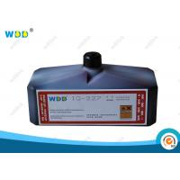 Buy cheap High Volume Domino Ink MEK Base / Continuous Inkjet Ink Industrial Coding product